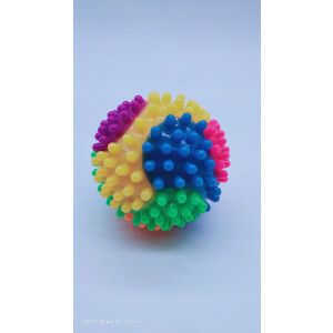 Knipperende Spikey Bobble Ball