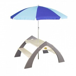 Picknicktafel + Parasol Kylo - AXI (A031.021.00)