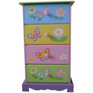 Butterfly Garden Lade Kast (LHT10062)
