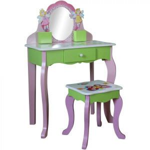 Butterfly-kaptafel met kruk - Liberty House Toys (LHT10090)