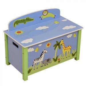 Safari Speelgoedkist