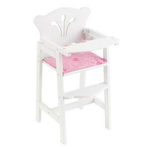 Lil' Doll Hoge Kinderstoel - Kidkraft (61101)