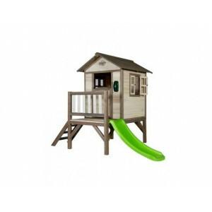 Lodge Speelhuis XL (grijs/wit) - Sunny (C050.002.00)