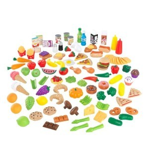 Luxe 115-delige Tasty Treats XXL (Namaak Etenswaren) - Kidkraft (63330)