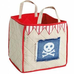 Piraat Speeltent Toy Bag (Win Green)
