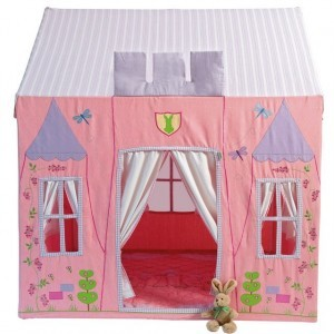 Prinsessen speeltent - Princess Castle klein - Win Green (PCKlein)