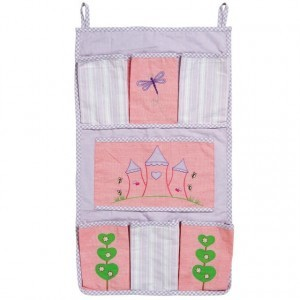 Princess Castle  Organiser (Win Green)