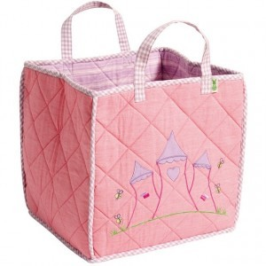 Princess Castle Toy Bag - Win Green (PCTB)