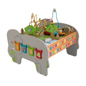 Safari Activity Center - KidKraft (17508)