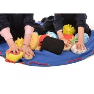 Grab mat and bag for Sensory Play