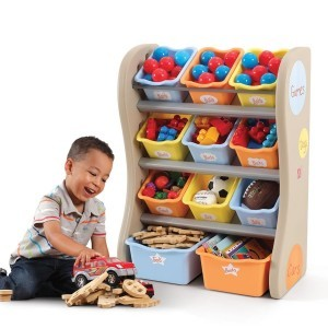 Fun Time Room Organizer (Roze) - Step 2 (728900)