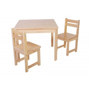 Boss Envy tafel & stoelen set - naturel