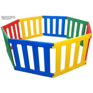 Nanny Box - gekleurd - kunststof