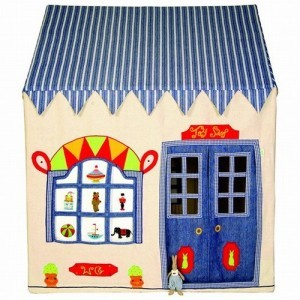 Toy Shop Playhouse Speeltent (klein) - Win Green (1110)