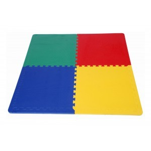 Tikk Tokk Safety Speel Mat - Liberty House Toys (TSP01C)