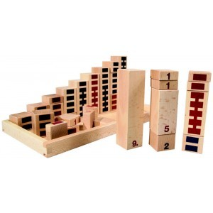 Blokkenspel Nikitin N6 Getallentoren