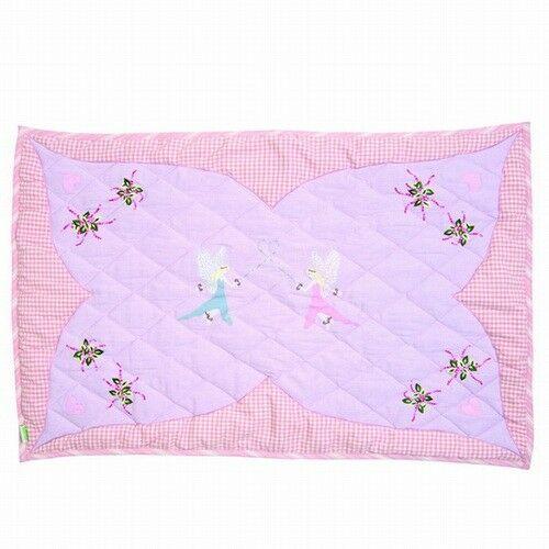 Fairy Cottage Floor Quilt (klein) - Win Green (1304)