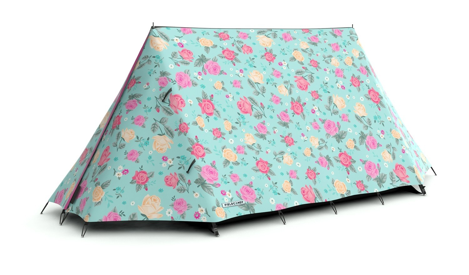 Touch of Chintz Tent