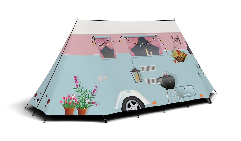 Shabby Chic Tent