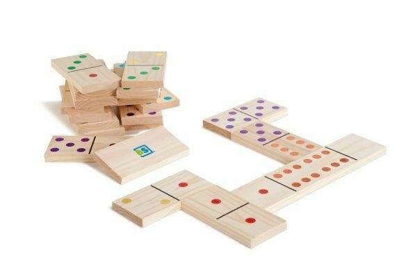 Houten Domino (Groot)