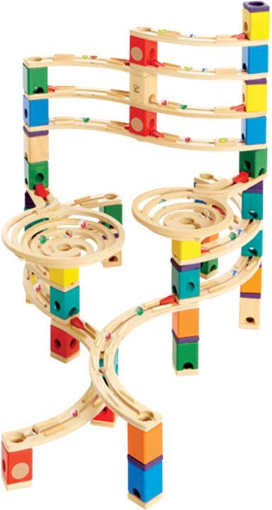 Hape Quadrilla knikkerbaan The Cyclone