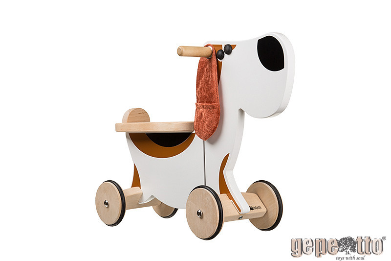 - Sit'n' Ride loopfiets Hond - Gepetto(NRP01 )