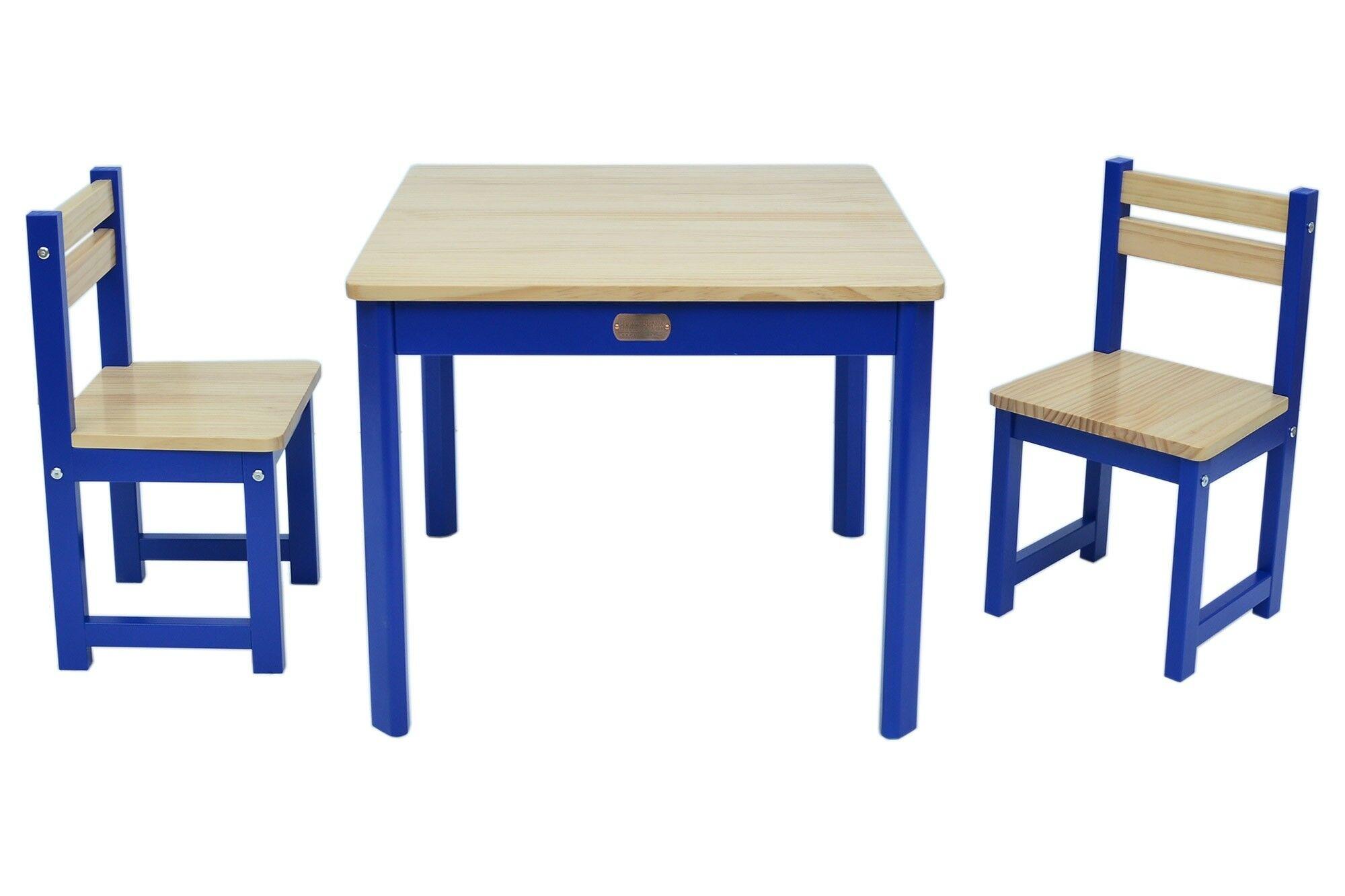 Boss Envy tafel & stoelen set - blauw (TBS03B)