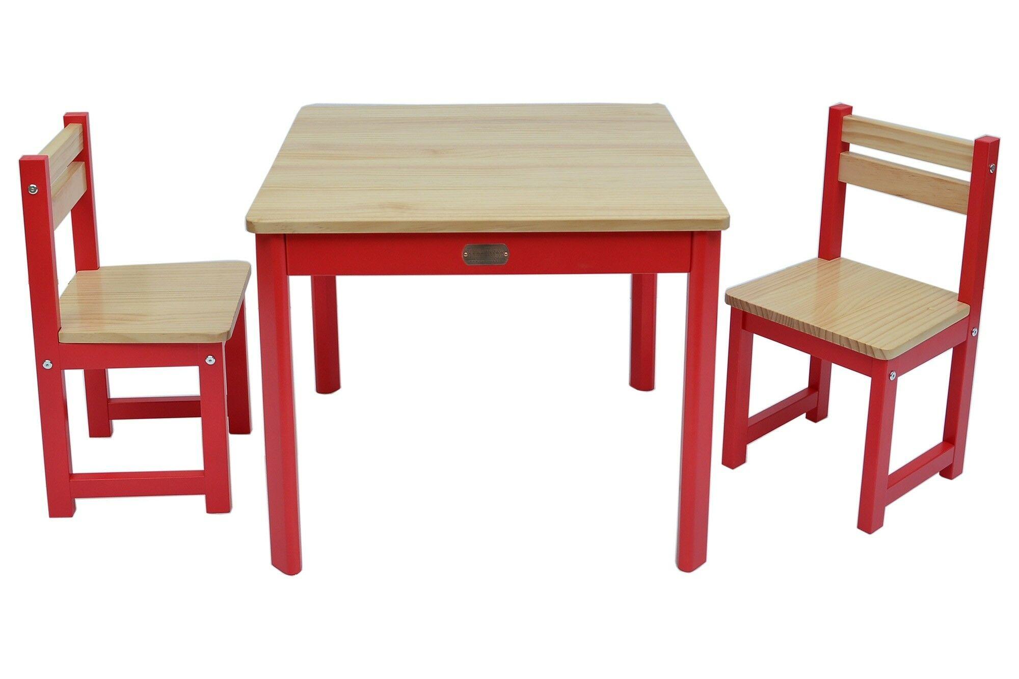 Boss Envy tafel & stoelen set - rood (TBS03R)